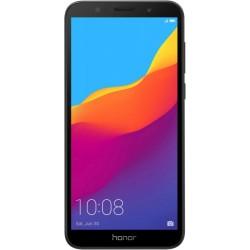 "Смартфон Huawei Honor 7A Black 2sim/5.45""/1440*720/4*1.5ГГц/2Gb/16Gb/mSD/13Мп/Bt/WiFi/GPS/And8.1/302"