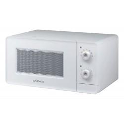 Микроволновая печь Daewoo KOR-5А37W White (500Вт,15л,механ-е упр.)