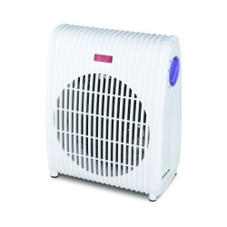 Тепловентилятор Polaris PFH 2061 White/violet 2000Вт 20кв.м, спираль, термостат