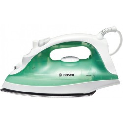 Утюг Bosch TDA2315 Green/White (1800Вт,220мл,паровой удар 40г/мин,сталь)
