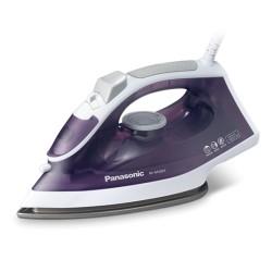 Утюг Panasonic NI-M300TVTW White/violet (1800Вт,210мл,паровой удар 80г/мин,титан)