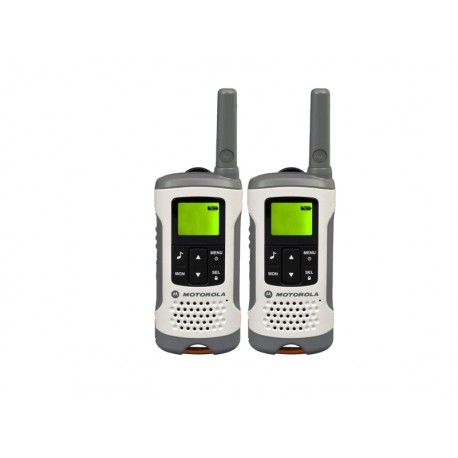 Радиостанция Motorola TLKR-T50 PMR, 446-446.1МГц, 6км, 8 каналов, 4хAAA, CTCSS, DCS, 2шт.