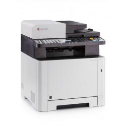 МФУ Kyocera M5521cdw (A4 лазерный цветной принтер/копир/сканер/факс 30стр/м WiFi,USB2.0)