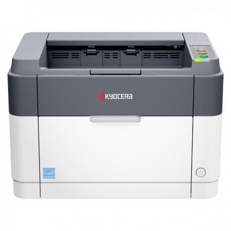 Принтер Лазерный Монохромный A4 Kyocera FS-1040 20 стр/м USB