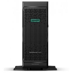 ProLiant ML350 Gen10 Silver 4110 HotPlug Tower(4U)/Xeon8C 2.1GHz(11Mb)/1x16GbR1D_2666/E208i-a(ZM/RAID 0/1/10/5)/noHDD(8/24up)SFF/noDVD/iLOstd/2NHPFans/4x1GbEth/1x800Wplat(2up)