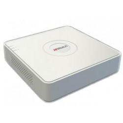 Видеорегистратор DS-H108G 8 каналов, HD-TVI и AHD камер + 1 IP, H.264, 12В, -10°С +55°С