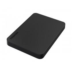 """Внешний жесткий диск Toshiba Canvio Basics (HDTB410EK3AA) черный (USB3.0,2.5"""",1TB)"""
