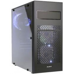 Корпус ATX Zalman N2 (USB3.0,Audio,Window,White Led,Black)