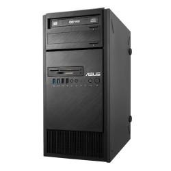 "ASUS ESC500 G4 // Tower, ASUS P10S WS, s1151 with cpu E3-1245 V6, 64GB max, 3HDD int, 1HDD int 2,5"",  with DVR, 500W, CPU FAN ; 90SV04ZA-M4MCE0"