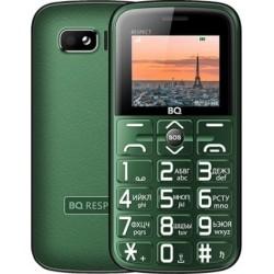 "Сотовый телефон BQ BQ-1851 Respect Green (2sim/1.77""/128*160/32Mb/microSD/-/Bt/1000мАч/фонарик)"