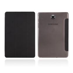 """Чехол для Samsung Galaxy tab A T355 8"""" IT BAGGAGE ITSSGTA8007-1 черный с прозрачной задней стенкой"""