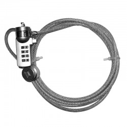 Трос безопасности для ноутбука Cable Lock NCL-102 с кодовым замком