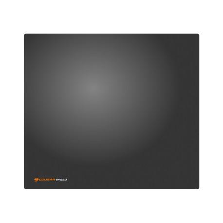 Игровой коврик Cougar SPEED S тканевый (260х210х4) BlackOrange