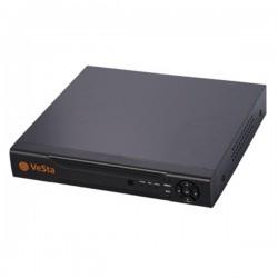 Видеорегистратор Vesta VHVR-6308 8-кан. цифровой гибридный сетевой, поддержка AHD (1HDD rev.2.1)