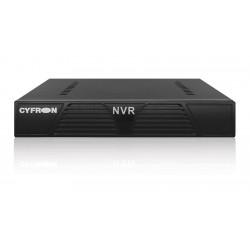 Сетевой видеорегистратор (NVR) Cyfron NV1009, 9 каналов до 5 МП одновр, 1 HDD до 6 Tb