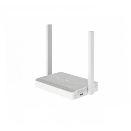 Маршрутизатор Keenetic_DSL KN-2010 802.11n 300_Mbps 4xLAN 1*USB2.0