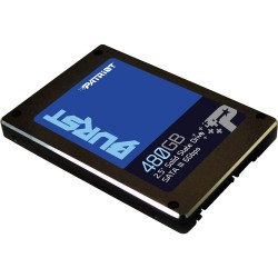 SSD-накопитель 480Гб Patriot [PBU480GS25SSDR] (Phison PS3111-S11,TLC 3D NAND,550/500 Мб/с)