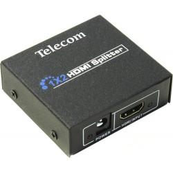 Разветвитель HDMI 1 ПК-2 монитора Telecom TTS5010 1.4v