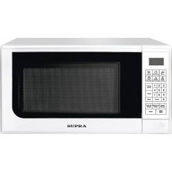 Микроволновая печь Supra 20SW25 White (700Вт,20л,электр-е упр.)