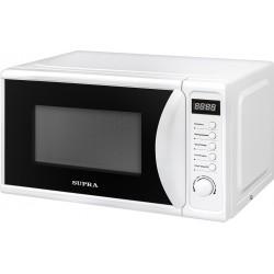 Микроволновая печь Supra 20TW16 White (700Вт,20л,электр-е упр.)