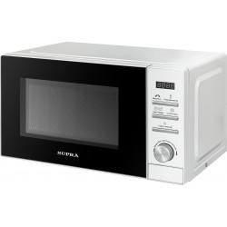 Микроволновая печь Supra 20TW17 White (700Вт,20л,электр-е упр.)