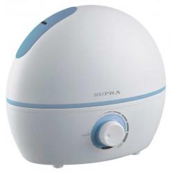 Увлажнитель воздуха Supra HDS-102 White 25Вт, 2л, 20м2, расход 300мл/ч