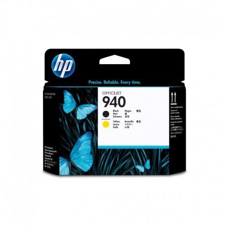 Головка печатающая HP C4900A (№940) для Officejet Pro 8000/ 8500 Black -Yellow