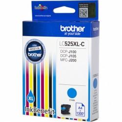 Картридж струйный Brother LC525XLC для DCP-J100/J105/J200 1300стр Cayn
