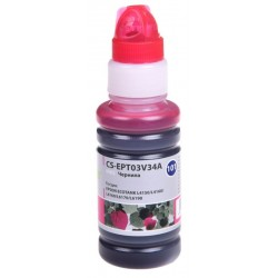 Чернила Cactus CS-EPT03V34A для Epson L4150/L4160/L6160/L6170 пурпурный 70мл