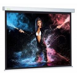 Экран 180х180см настенно-потолочный Cactus CS-PSW-180x180 Wallscreen рулонный белый