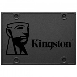 SSD-накопитель 480Гб Kingston [SA400S37/480G] (Phison PS3111-S11,TLC,450/500 Мб/с)