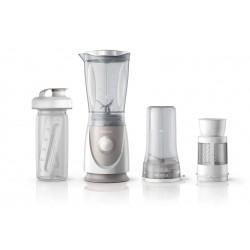 Блендер стационарный Philips HR2874/00 White 350Вт, мерный стакан, дорожная бутылка 0,6л