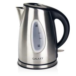 Чайник Galaxy GL 0310 Silver (2200Вт,1.8л,сталь,закрытая спираль)