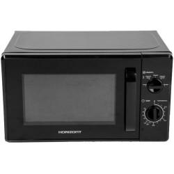 Микроволновая печь Horizont 20MW700-1378AAB Black (700Вт,20л,механ-е упр.)
