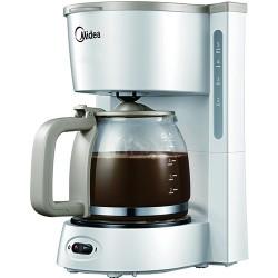 Кофеварка Midea CFM-1501 White (650Вт,0.8л,капельная,тип кофе: молотый)