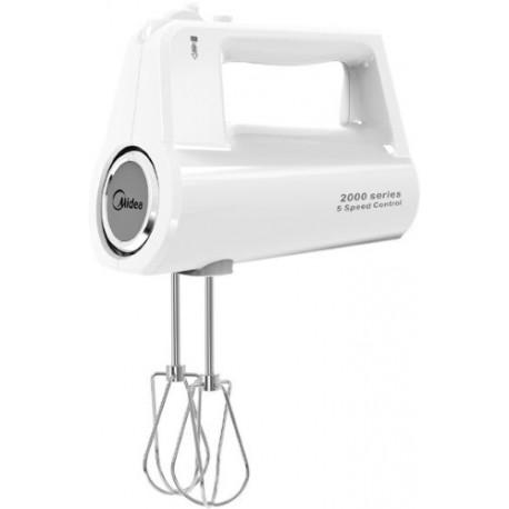 Миксер Midea MM2801 White 300Вт, 4 насадки