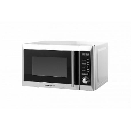 Микроволновая печь Horizont 20MW800-1479BFS White 800Вт, 20л, электр-е упр., гриль