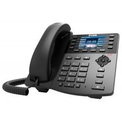 Телефон VoIP D-Link DPH-150SE/F5A 2 линии,PoE