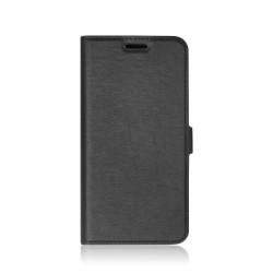 Чехол-книжка для Samsung Galaxy A6 Plus (2018) DF sFlip-30 черный
