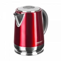 Чайник Redmond RK-M148 Red (2200Вт,1.7л,металл,закрытая спираль)