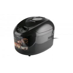 Хлебопечь Maxima MBM-0319 Black (530Вт,вес выпечки 0.5кг,14 программ)