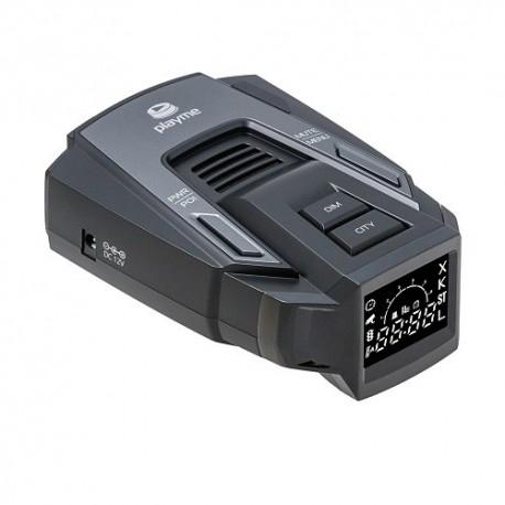 Радар-детектор Playme SILENT 2 Стрелка/Robot/Автодория/Кордон/K,Ka,X,360°/POP/Instant-On/VG-2/GPS
