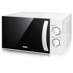 Микроволновая печь BBK 20MWG-738M/W White (700Вт,20л,механ-е упр.,гриль)