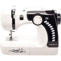 Швейная машина Comfort 16 (электромеханическое управ.,реверс,12 операций,свет)