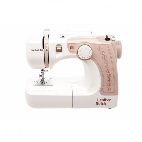 Швейная машина Comfort 20 электромеханическое управ., реверс, 11 операций, свет