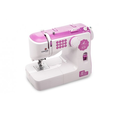 Швейная машина Comfort 210 электромеханическое управ., реверс, 15 операций, свет