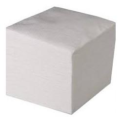 Салфетки бумажные белые 100шт.