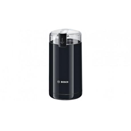 Кофемолка Bosch MKM6003 Black 180Вт, вместим. 75г, ротационный нож, пластик