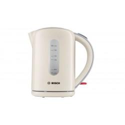 Чайник Bosch TWK7607 Beige (2200Вт,1.7л,пластик,закрытая спираль)