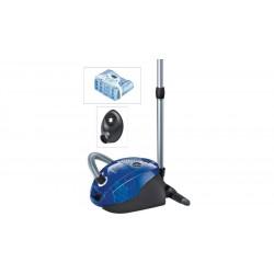 Пылесос Bosch BSGL32383 Blue (2300Вт,мощ. вс. 400Вт,объем 4л,мешок)